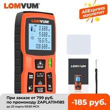 Laser Ruler Measure-Tape Rangefinders Distance-Meter Metreler Medidor Trena Digital LOMVUM