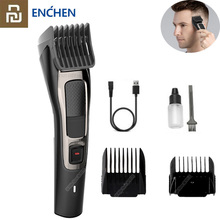 Youpin ENCHEN Sharpe 3S Hair Clipper Men Electric Cutting Machine Professional Low Noise Hairdress 1 20mm for Adult and Children