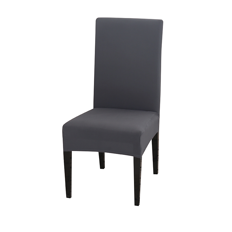 Stretch Spandex Removable Dining Chair Cover Slipcover