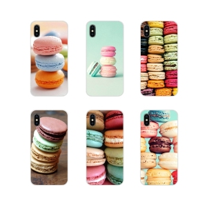 Accessories Phone Shell Covers Paris Laduree Macaron For Samsung A10 A30 A40 A50 A60 A70 Galaxy S2 Note 2 3 Grand Core Prime