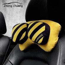 Car shoulder pillow double four seasons universal car neck supplies