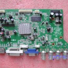 E198407 CND AV6M16-05001013328 monitoring machine v1.0 C motherboard 17 inch screen