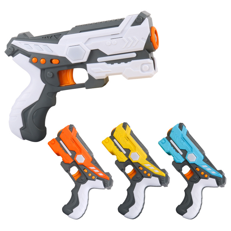 Electric Guns Indoor And Outdoor Adult Kids Games Children Gifts Safe Harmless Interactive Entertainment Toys