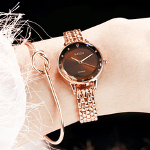 Quartz Watch Woman\s High-end Glass Life Waterproof Distinguished Women Watches Party Decoration Gifts Female