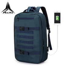 Рюкзак Fit 14 15.6 inch Laptop Backpack Men College Bag