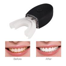 360 градусов автоматический Ультразвуковая электрическая зубная