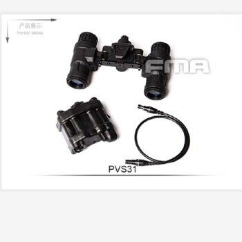 FMA  Tactical ARROW DYNAMIC Helmet Night Vision Goggle NVG AN/PVS31(Dummy Model)