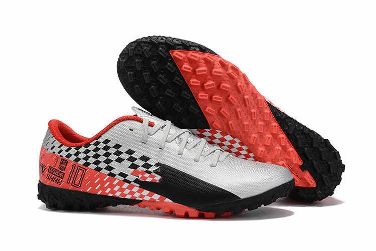 2019 Baru Kedatangan Pria Sepatu Sepak Bola Neymar Indoor Sepak Bola Cleat Superfly 7 VII 360 Elite IC TF Sepatu Sepak Bola CR7 ronaldo 6.5-11