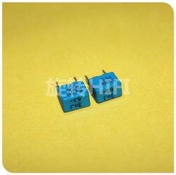 20 sztuk nowy rodzina PFR5 3000PF 63V P5MM MKP 302/63V film EVOX-RIFA plan restrukturyzacji finansowej i 302 3nf/63v 3NF 0.003UF
