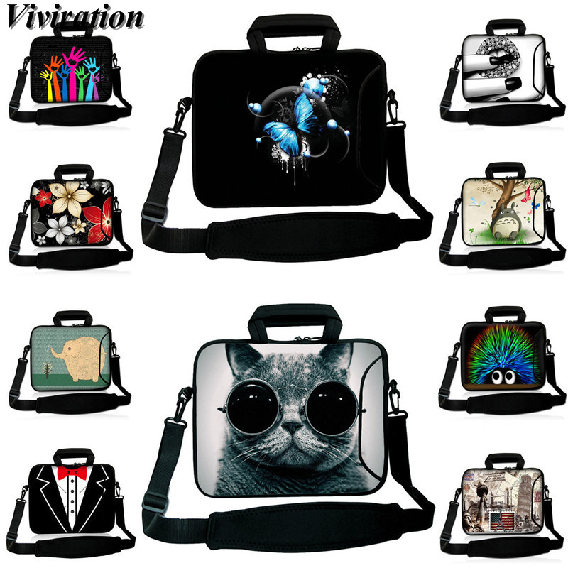 Neoprene 10 Tablet Sleeve Bag <font><b>Funda</b></font> <font><b>Portatil</b></font> <font><b>15.6</b></font> 15 13 12 17 14 Computer Laptop Bag For iPad Air 3 Pro 11/iPad 5 6 Tablet Case image