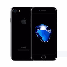 Verwendet Entsperrt Original Apple iPhone 7 Quad-core-Handy 2GB RAM 32/128/256GB ROM Handys 12,0 MP iPhone7 Smartphone