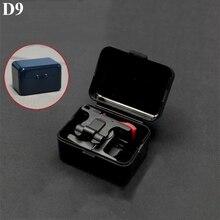 Профессиональный D9 черный PUBG огневой курок ключ для стрельбы, ключ для прицеливания, анти пот, четыре пальца L1R1 для мобильного телефона Android iOS