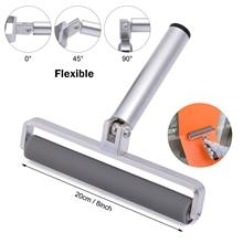 """Foshio 8 """"Vinyl Auto Wrap Roller Rubberwisser Koolstofvezel Film Wikkelen Window Tint Installeren Glad Roller Auto Accessoires"""