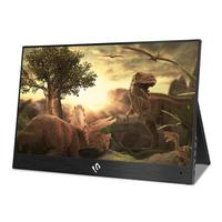 13.3 inch 1080P HD Portable Monitor USB Type C HDMI Display Screen for PS4/Xbox Fine Clear and Delicate Painting Quality