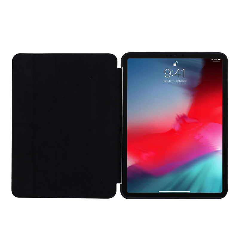 Smart Case Cover Soft Case iPad Cover For Case 11 Leather PU Pro Protective Back 2020