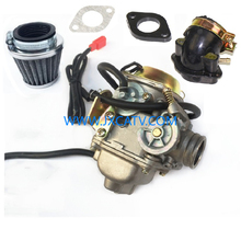 Carburetor Solenoid-Valve AIR-FILTER Dingo T150 D24 D42 Intake-Pipe Irbis Wholesale