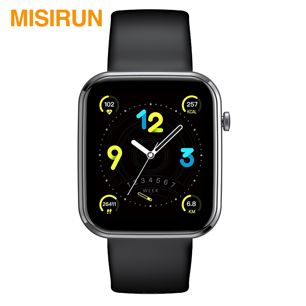 MISIRUN Z15 Smart Watch for Man Women Full Touch Blood Pressure Smart Clock Women watch Smartwatch MISIRUN Z15 Smart Watch for Man Women Full Touch Blood Pressure Smart Clock Women watch Smartwatch for IOS Android Xiaomi Phone