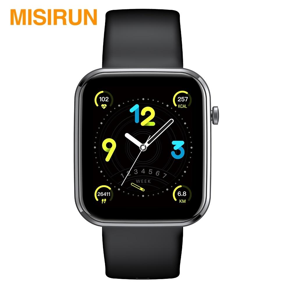 MISIRUN Z15 Smart Watch for Man Women Full Touch Blood Pressure Smart Clock Women watch Smartwatch Innrech Market.com