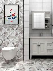 Новый стиль растение маленькая плитка 200 кухня ванна стена и пол плитка стена Балкон Ванная комната кафельная плитка