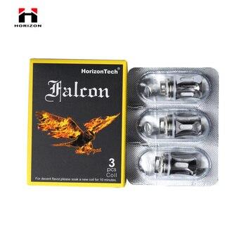HorizonTech – bobine Falcon Falcon M1M-Triple, 0,15 ohm, maille 0,2 ohm, bobine Falcon F2 F3, m-dual, pour Falcon King, 3/6 pièces