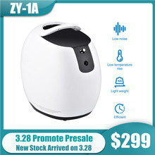 ZY-1A Oxygen Concentrator 1-6L/min Adjustable Portable Oxygen Machine for Home and Travel Use With Handle Easy Take small latest beautiful look portable o2 zeolite zeolite molecular sieve oxygen maker concentrator therapy for patient care