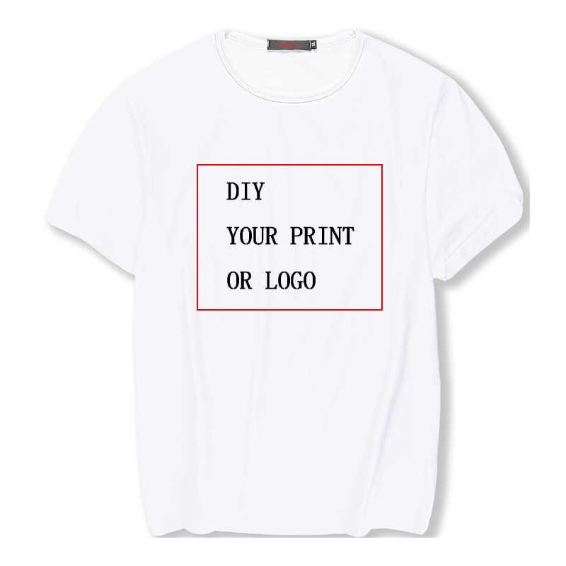 Camiseta Neutral para hombre, camiseta de alta calidad, venta al por mayor, camiseta blanca pura, mujer, retrato de personalidad, camiseta pintura