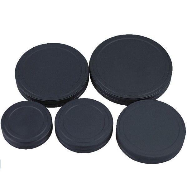 Pixco 52mm 55mm 58mm 62mm 금속 렌즈 필터 보호 캡