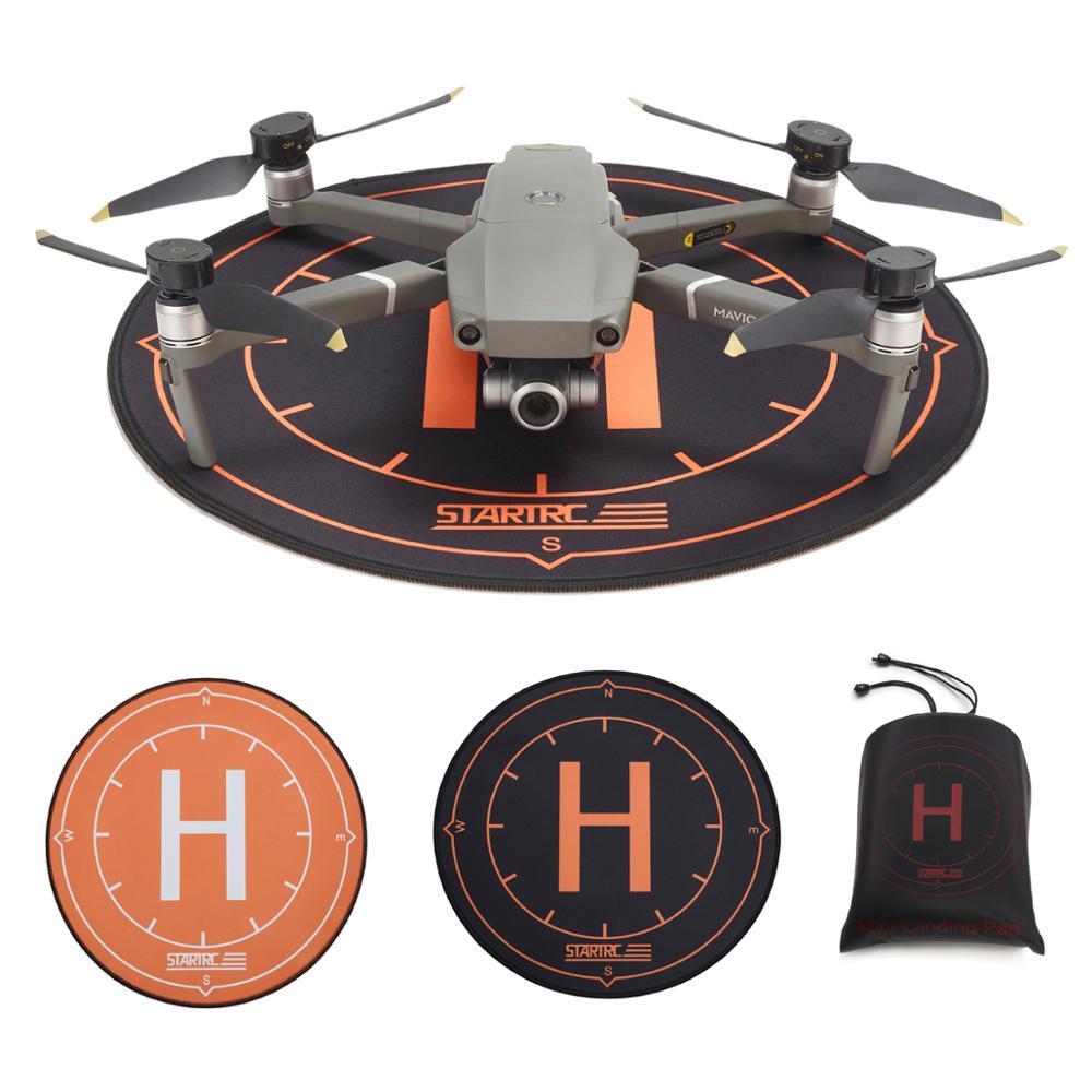 Landing-Pad Waterproof Spark/tello Drone DJI for Mavic Mini 40CM Helipad Foldable