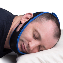 Anti-mite Headband Sleep Mask Snoring Belt Protection Jaw Dislocation Support Health Care Tools Gifts Hot Sale