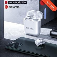 Motorola Vervebuds 110 TWS Bluetooth 5.0 Không Dây Tai Nghe Chụp Tai Giảm Tiếng Ồn Tai Nghe Nhét Tai Mini Trong Tai Gọi Tai Nghe Tai Nghe Cảm Ứng con
