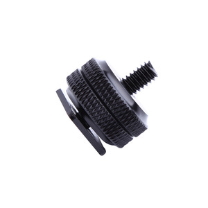 Image 5 - for Go Pro Accessories Tripod Monopod Mount Adapter Screw with 1/4 Tripod Hot Shoe Adapter for Gopro Hero 3 4 5 6 7 8 Camera