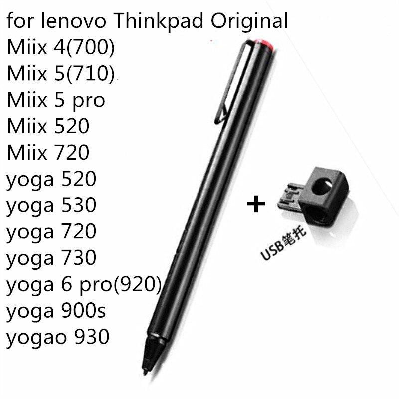NEW Genuine Stylus Pen For Lenovo Yoga 900s Yoga 520 MIIX 700 Miix4 MIIX5 Active Capacitive Stylus Pen GX80K32885