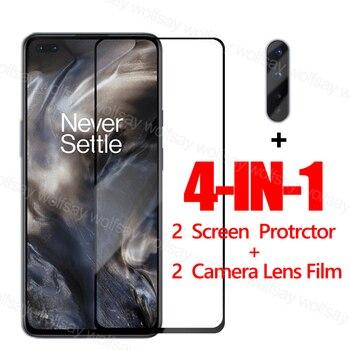 Перейти на Алиэкспресс и купить Защитное стекло, закаленное стекло для OnePlus Nord