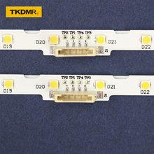 """Tkdmr светодиодная полоса подсветки 40 led для samsung 55 """"tv"""