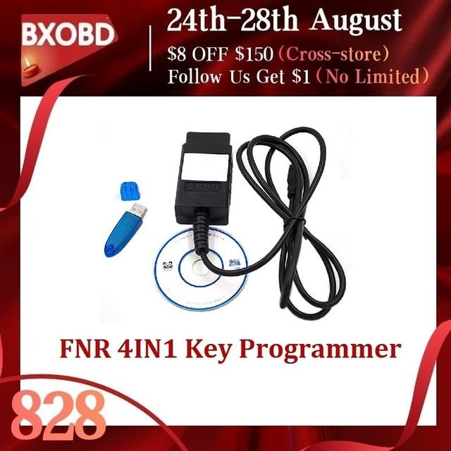 FNR 4 IN 1 Key Programming Tool For FORD/RENAULT/NISSAN FNR 4 IN 1 Key Prog Incode Calculator Key Prog Car Key Programmer
