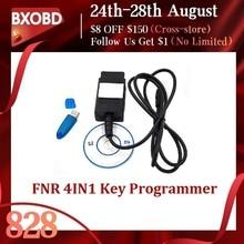 FNR herramienta de programación de llaves 4 en 1 para FORD/RENAULT/NISSAN FNR, programador de llaves de coche Prog, calculadora de código