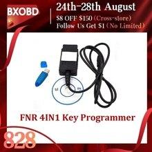 FNR programmation de clé 4 en 1, programmateur de clé 4 en 1, pour FORD/RENAULT/NISSAN FNR