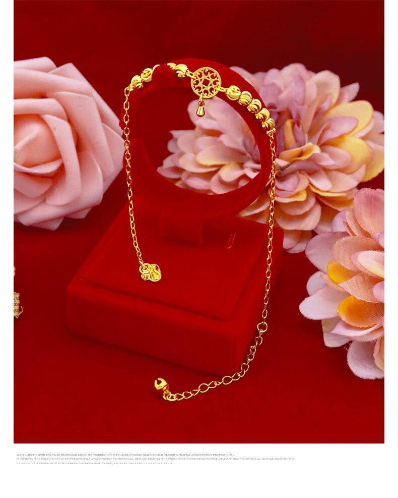 jóias com melancia grânulo pingente corrente tornozeleiras