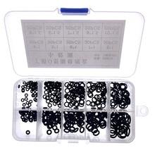 Sealing-Ring Rubber-Kit-Set Ring-Kit-Thickness O-Ring-Gasket Nbr-Seal Nitrile 250pcs/Box