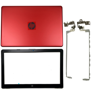 Original NEW Laptop LCD Back Cover/Front Bezel/Hinges For HP Pavilion 15-BS 15T-BS 15-BW 15Z-BW 250 G6 255 G6 new laptop lcd front bezel for hp pavilion g6 g6 2000 2328tx 2233 2301ax2313 684165 001 jte38r36tp003 b shell