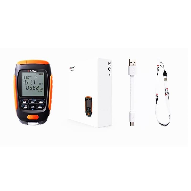 Image 5 - Mini 4 in 1 Multifunction Optical Power Meter Visual Fault Locator Network Cable Test optical fiber tester 5km 15km 30 KMVFLFiber Optic Equipments   - AliExpress