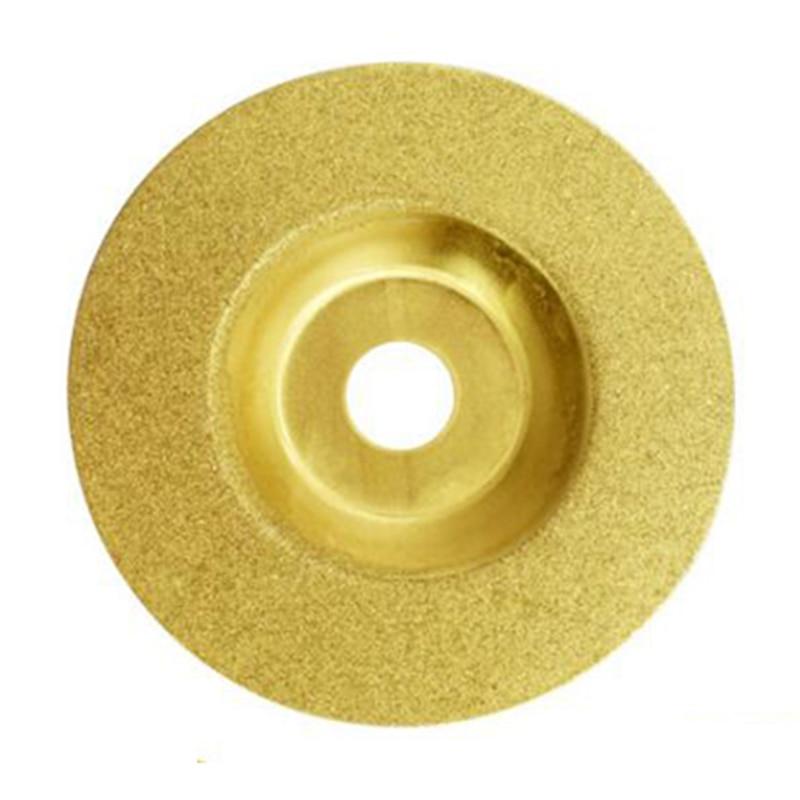 1pc Diamond Angle Grinder Disc Grinding Wheel Polishing Pads Discs Rotary Tools