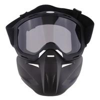 Snowboard Goggles Skiing Motorbike Snowmobile Glasses Eyewear Helmet Mask Windproof Motocross Sunglasses Outdoor Eyewear|Motorcycle Glasses| |  -