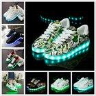 Led luminous sneaker...