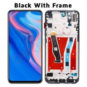 Image 2 - עבור Huawei P חכם Z LCD תצוגת מסך מגע Y9 ראש 2019 החלפת STK LX1 STK L22 STK LX3 עבור HUAWEI P חכם Z LCD מסך