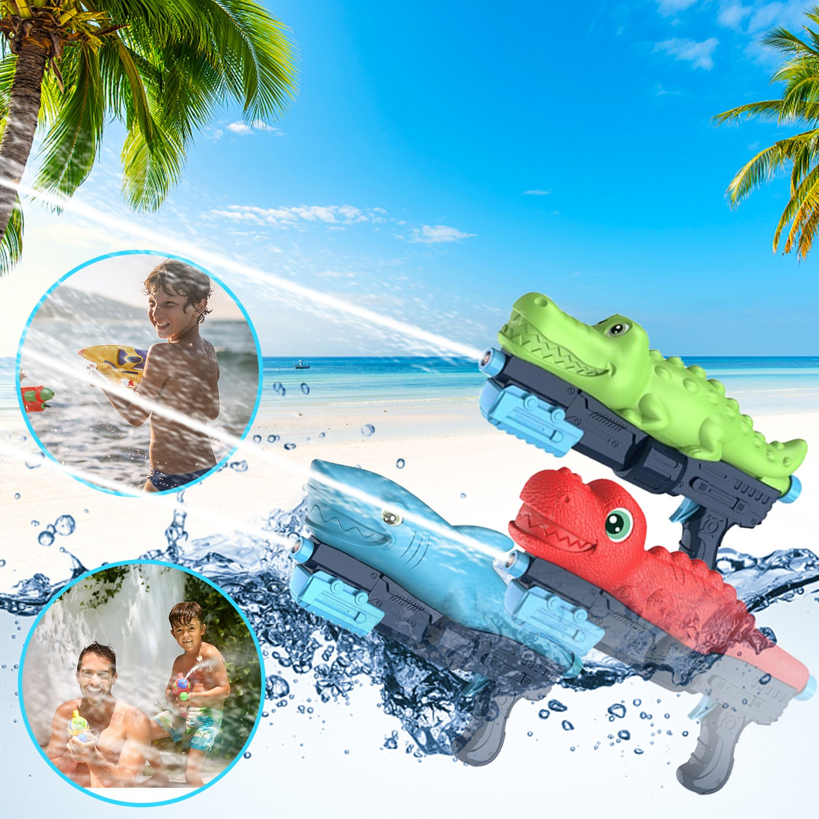 Children's Indoor And Outdoor Water Guns War And Water Sprayparty Toy Educational toys popit fidget toy поп ит антисресс