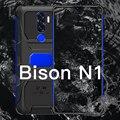 Новый Ударопрочный смартфон Bison N1, 2021 дюйма, Andriod11, Qualcomm 7,0, 16 ГБ, 888 ГБ, две SIM-карты, 512 мАч, многоязычный прочный сотовый телефон 6800