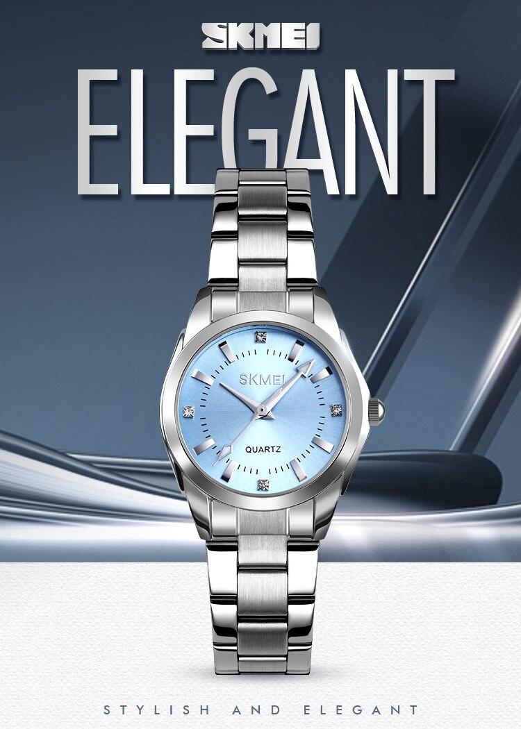 H2a4dfbf309aa4d398ef94c7038f761818 2020 SKMEI Casual Women Romantic Quartz Watches Luxury Female Girl Clock Waterproof Ladies Wristwatches Relogio Feminino 1620