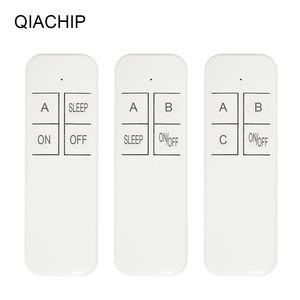 Image 3 - Electric Door Wireless Remote Control Switch ON/OFF 220V Lamp Light 433Mhz universal Receiver Transmitter Smart Fan Switch