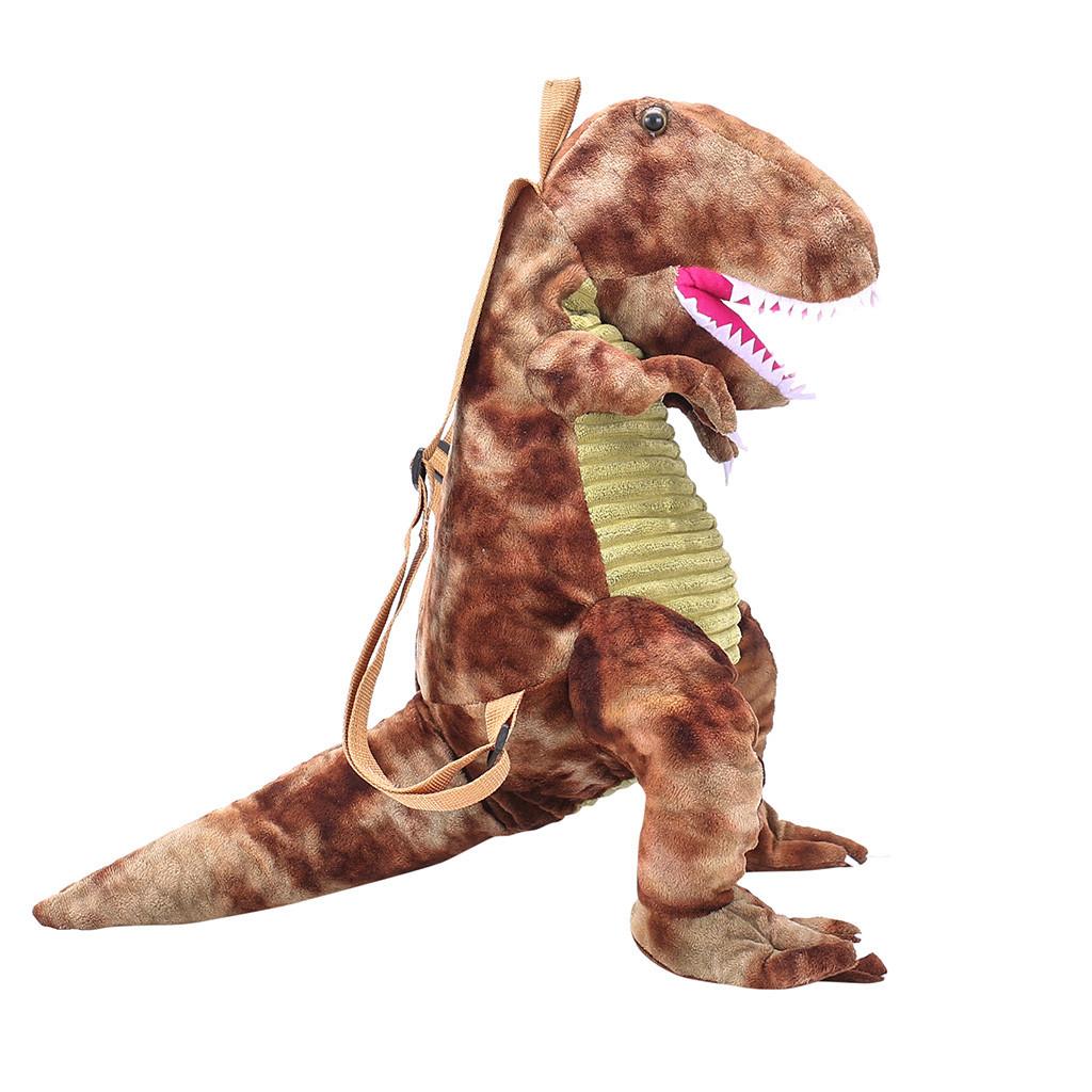 Regalo Mochila Anti-perdido Ni/ño ni/ña Mochila Patr/ón de dinosaurio 3D de Escuela Viajes Acampar